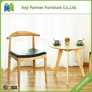 Nordic Style Modern Restaurant Chair Wooden Dining Chair (Anastasia) pictures & photos