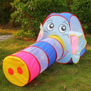 Big Play Tunnel Tent for Kids (TS-KP008)