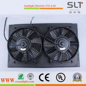 Condenser Fan Portable Room Cooling Axial Fan Apply for Motorcycle pictures & photos