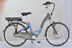 Front Wheel Motor 36V 250W Rear Carrier Battery Electric Bike