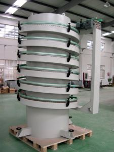 Electric Roller Spiral Conveyor for Carton, Box, Case pictures & photos