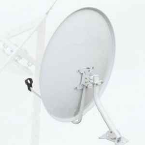 60cm Ku Band Satellite Dish Strong Signal TV Antenna pictures & photos