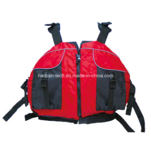 Oxford Textile Foam Rafting Boating Life Jackets pictures & photos