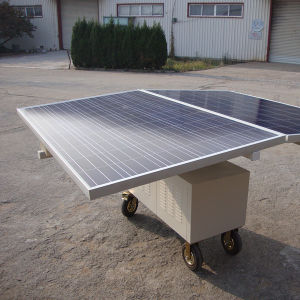 Hot Sale Mobile Solar Power System for Home Alliance pictures & photos