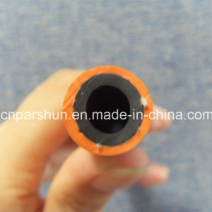 "Manufacture Plant 1/4"" Inch Rubber Argon Gas Hose pictures & photos"