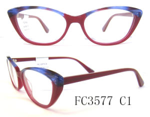 2016 New Acetate Lamination Handmade Eyewear for Young Lady pictures & photos