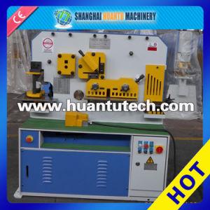 Hydraulic Ironworker/Universal Punching & Cutting Machine/Shearing Machine/Cutting pictures & photos
