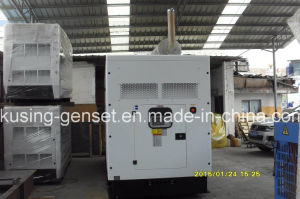 30kVA-2250kVA Diesel Silent Generator with Cummins Engine (CK34000)