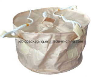 500kg Beige Color FIBC Bulk Bag pictures & photos