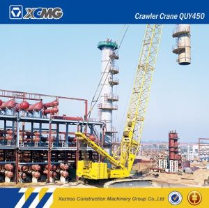 XCMG Official Manufacturer Quy450 Crawler Crane pictures & photos