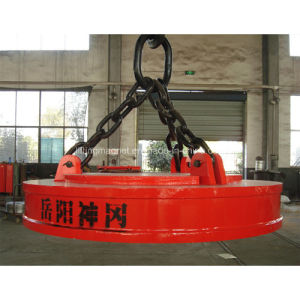 Best Quality of Industrial Electro Magnet Plate Lifter pictures & photos