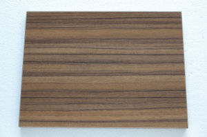 UV Melamine MDF Board for Cabinet Doors (E1 grade) pictures & photos