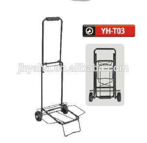 2014 Hot Sales High Quality Cheap Handtruck Cheap Steel Hand Truck, Hand Trolley pictures & photos