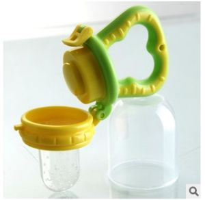 Baby Handy Silicone Mesh Net FDA Approved Fresh Food Feeder pictures & photos