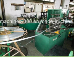Interlocked Stainless Steel Flexible Exhaust Pipe Making Machine