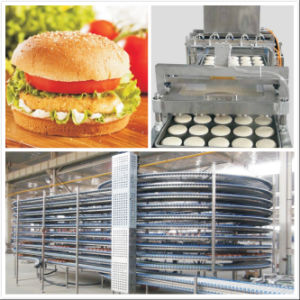 Humburger Bread or Buns Production Line pictures & photos