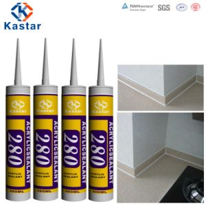 High Performance Clear Acrylic Silicone Caulk (Kastar280) pictures & photos