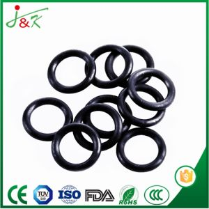 Oil Resistant Black Color NBR Nitrile Silicone Rubber O Ring pictures & photos