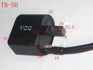 Yog Motorcycle Parts Motorcycle Ignition Coil for Tb50 (BOBINA DE ENCENDIDO PARA MOTOCICLETAS) pictures & photos