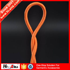 24 Hours Service Online Various Colors Elastic Cord 3mm pictures & photos
