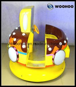 Indoor Playground Chocolate Wobbler Swing Machine pictures & photos