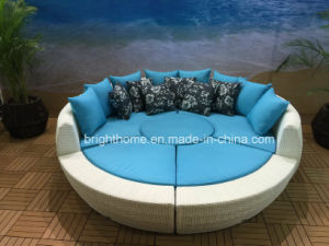 Sectional Sofa Set Sun Lounge Leisure Wicker Garden Patio Furniture pictures & photos