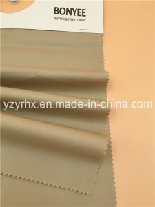 Finished Fabric 100% Cotton Twill Peach Khaki pictures & photos