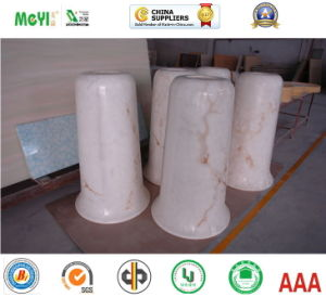Artificial Alabaster Column Shape pictures & photos