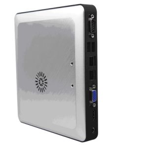 Intel Celeron 1037u Mini PC with Dual LAN Ports (JFTCK390NB) pictures & photos