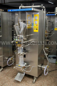 Vertical Automatic Sachet Water Production Machine with 220V pictures & photos