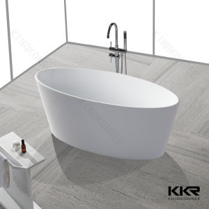 Wholesale Factory Direct Acrylic Solid Surface SPA Bathtub (BT1707271) pictures & photos
