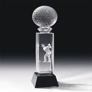 Wholesale Sports Crystal Awards Glass World Cup Trophy (KS4008) pictures & photos