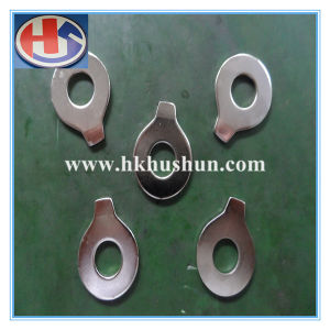 ISO9001passed, Custom Steel Stamping Parts, Automobile Stamping Part (HS-MT-0022) pictures & photos
