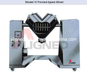 Forced-Type Mixer Machine (Model VI) pictures & photos