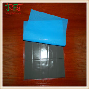 Black Thermal Silicone Pad for LED / Laptop with 5W/M. K pictures & photos