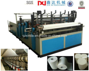 Full Automatic Toilet Paper Manufacturer Machine pictures & photos