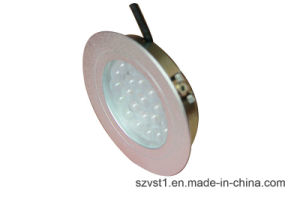 OEM LED Cabinet Downlight 3W DC12-24V pictures & photos