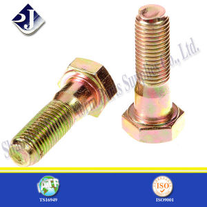 Low Price 10b21 Material Hexagonal Bolt pictures & photos