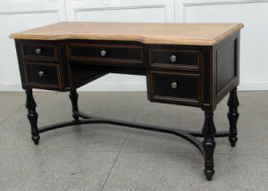 Mignon Desk Antique Furniture with Drawers pictures & photos
