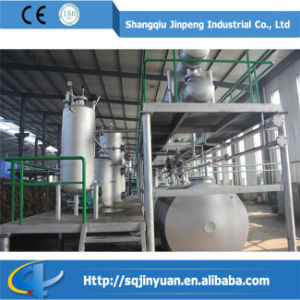 Large Capacity Waste Tyre/Rubber/Plastic Pyrolysis Plant with EU Standard pictures & photos