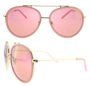 Sunglasses 2016 Women Handmade Sunglasses Lady Sunglasses with Ce pictures & photos