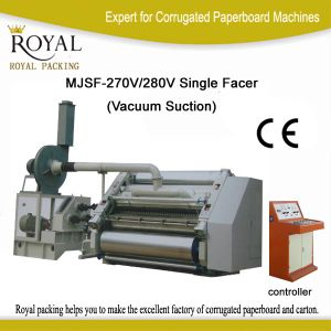 Single Facer Fingerless Type for Paperboard Machine pictures & photos