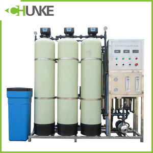 Industrial Automatic Drinking Water Filtration Treatment Equipment RO System pictures & photos