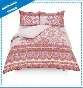 3 PCS Cotton Bedding Quilt Cover (set) pictures & photos