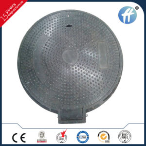 Compound Manhole Cover of SMC Material (D400)