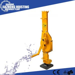 Buliding Jacks 10t High Quality Mechanical Jack Mechanical Lifting Jacks pictures & photos