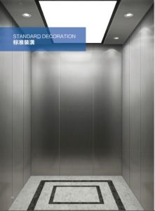 Passenger Elevator Un-Victor C (D) with Machine Room pictures & photos