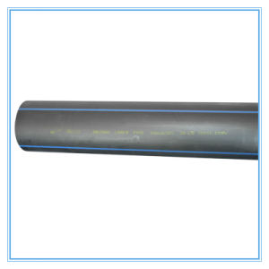 Plastic Tube PE100 Pipe for Water Supply pictures & photos