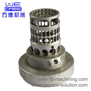 Casting Ductile Iron Gray Iron Stainless Steel Welding Neck Flange pictures & photos