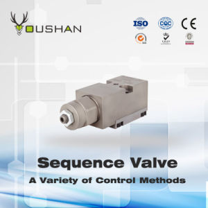 Reketa Hydraulic Sequence Valve